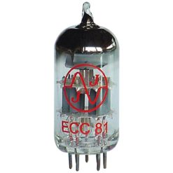 JJ 12AT7 ECC81 Preamp tubes