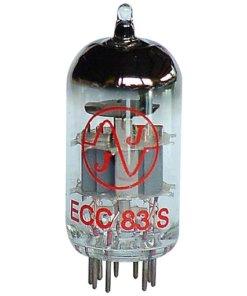 JJ 12AX7 ECC83S Preamp Tubes