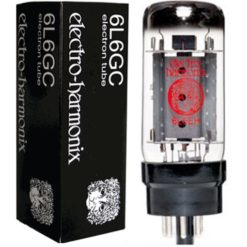 Electro-Harmonix 6L6GC Power Tube