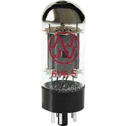 JJ 6V6-S Power Tubes