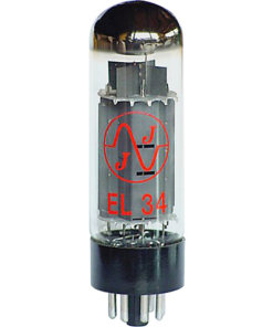 JJ EL34 Power Tubes