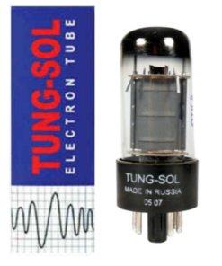 Tung Sol 6V6 Power Tubes