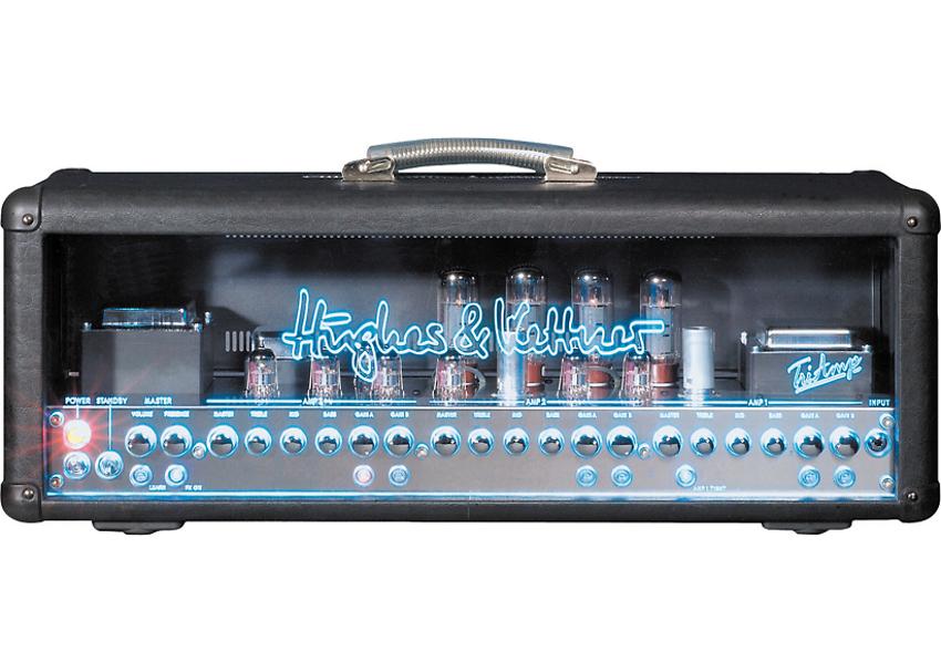 Hughes & Kettner Triamp MKII Tube Set - AmpTubes for all your tube needs
