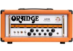 Orange AD30TC Tube Set