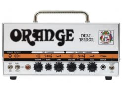 Orange Dual Terror tube set