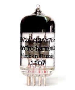 Electro-Harmonix 12AY7 Preamp Tube