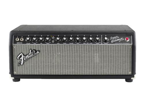 Fender Super Bassman Tube Set