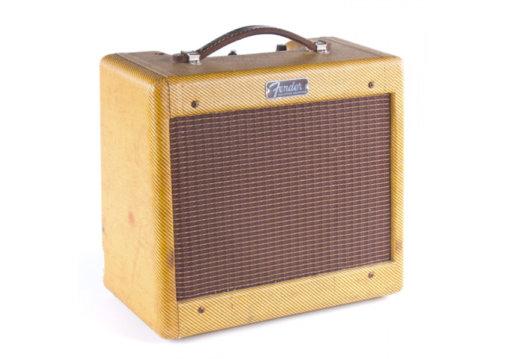 Fender Champ Tweed Tube Set