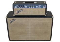 Fender Bassman Blackface/Silverface Tube Set