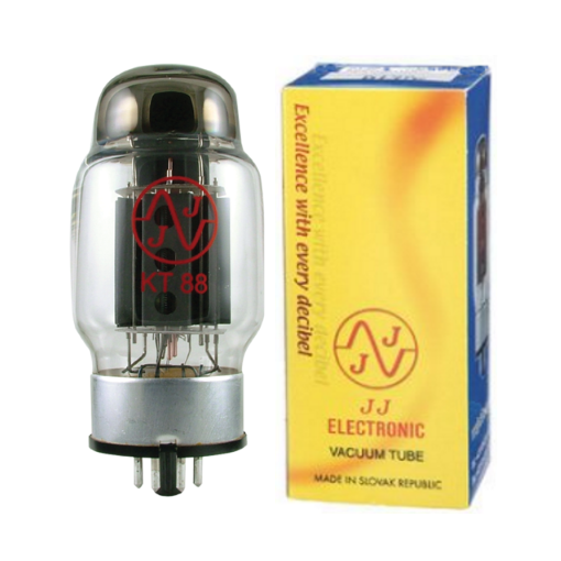 Eurotubes - Vacuum Tubes by JJ Electronic - ECC83, 12AX7 ...
