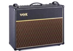 Vox AC30C2 and AC30CX2