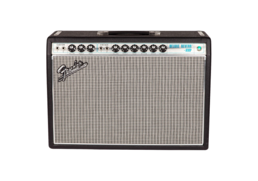 Fender 68 Custom Deluxe Reverb amp tube set