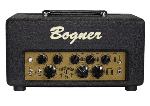 bogner goldfinger phi amp tube set