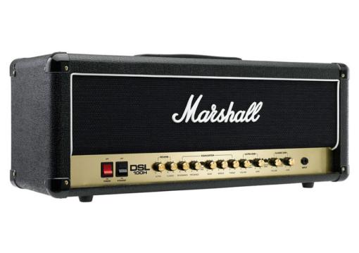 marshall dsl100h amp tube set