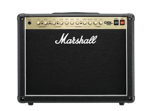 marshall dsl40c amp tube set