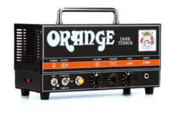 orange dark terror tube set