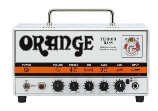orange terror base 1000 amp tube set