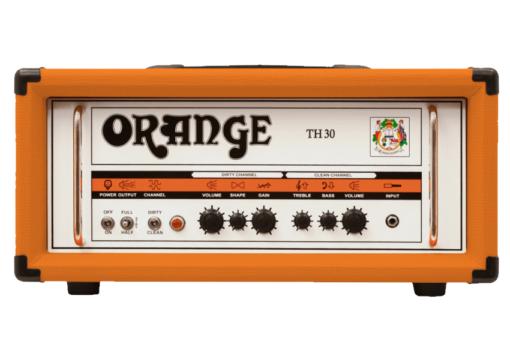 orange th30 amp tube set