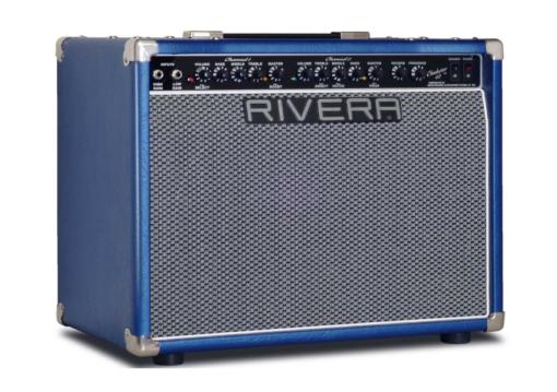 rivera chubster 40 amp tube set