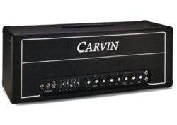 Carvin X-100B Tube Set