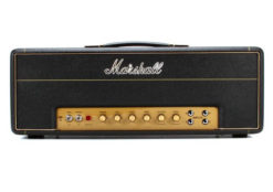 Marshall 1987X Tube Set