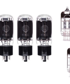 Peavey Valveking 100 Tube Set