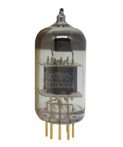 Electro-Harmonix 12AX7 Preamp Tube Gold Pin