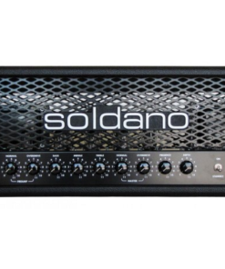 Soldano Hot Rod 100 Plus Tube Set