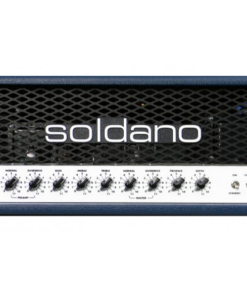 Soldano Hot Rod 50 Plus Tube Set