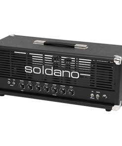 Soldano Hot Rod 50 Avenger Tube Set