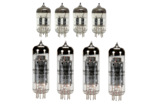Carvin Belair Tube Set Updated