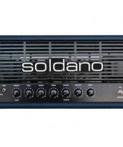Soldano Avenger 50 Tube Set