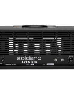 Soldano Hot Rod 100 Avenger Tube Set
