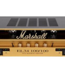 Marshall 9200 EL34 100/100 Dual Monobloc Tube Set