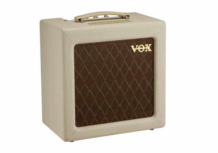 Vox AC4TV Tube Set