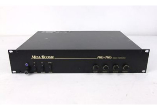 Mesa Boogie Fifty-Fifty Stereo Power Amplifier Tube Set